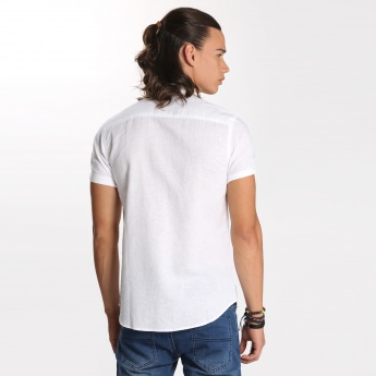 Bossini Short Sleeves Shirt with Complete Placket