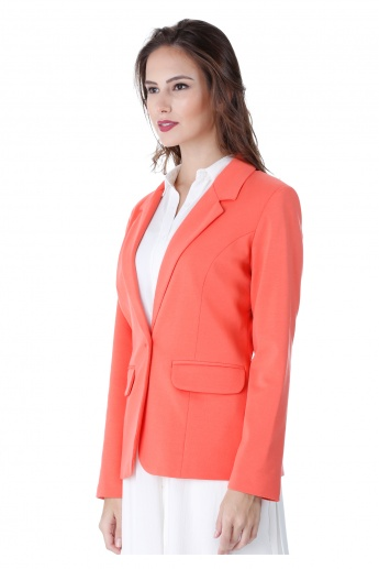 Single Button Formal Jacket