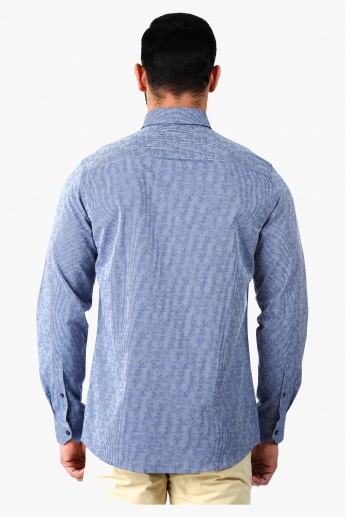 L'Homme Casual Shirt with Long Sleeves in Regular Fit