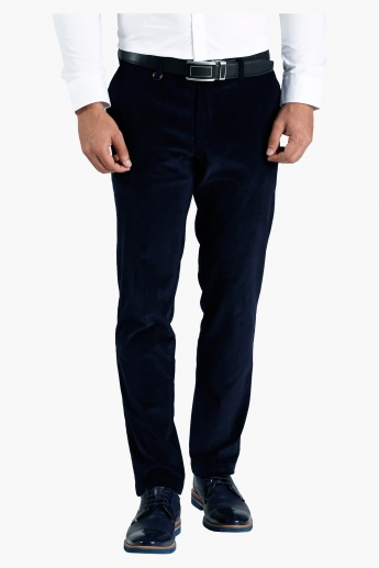L' Homme Slim Fit Trousers