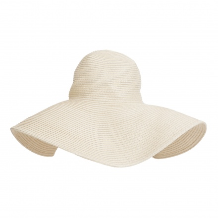 Paper straw Floppy Hat