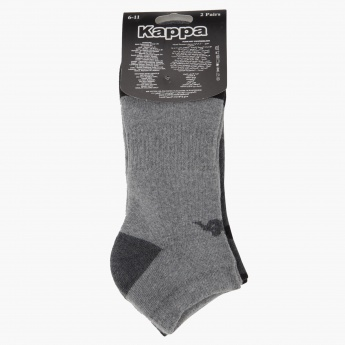 Kappa Dual-tone Socks - Set of 2