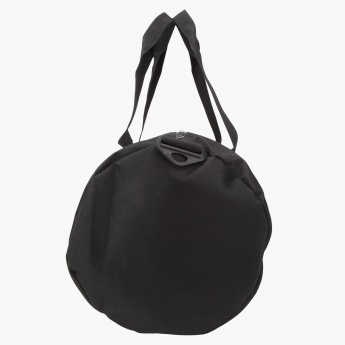 Solid Colour Duffel Bag