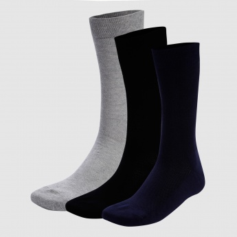 Calf Socks - Set of 3