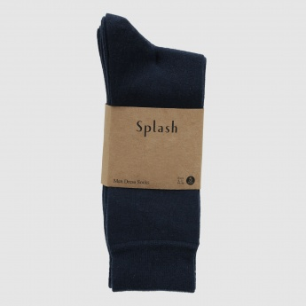 Crew Length Socks - Set of 5
