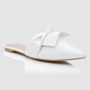 Iconic Slip-On Babouche Shoes