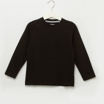 Iconic Long Sleeves T-Shirt