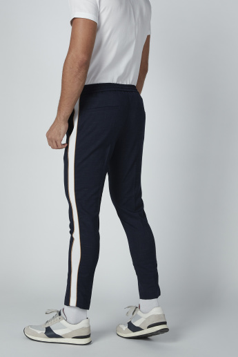 Iconic Full Length Pants with Pocket Detail and Drawstring
