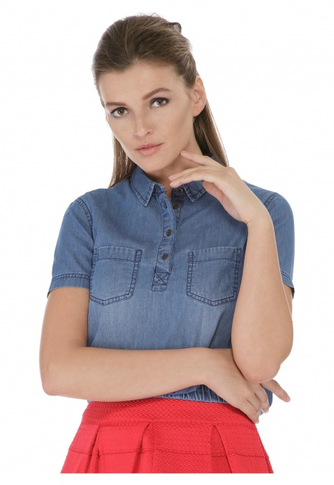 Lee Cooper Solid Colour Top