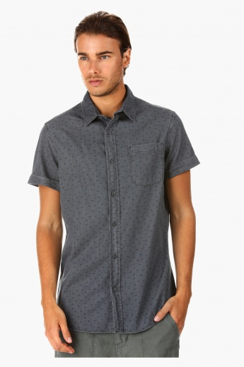 Lee Cooper Printed Shirt