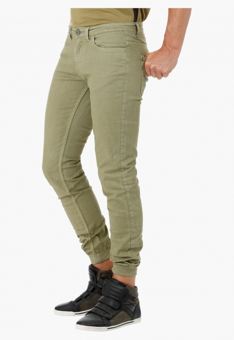 Lee Cooper Cuffed Trousers