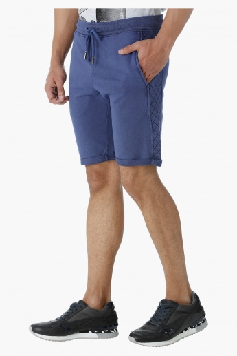 Lee Cooper Cotton Shorts in Regular Fit