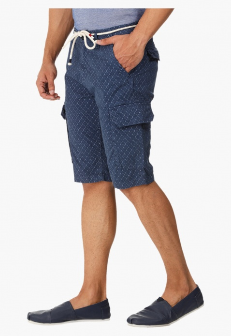 Lee Cooper Printed Shorts