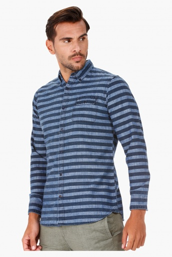Lee Cooper Shirt with Long Sleeves