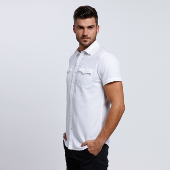 Lee Cooper Shirt with Short Sleeves