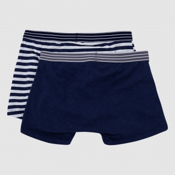 Lee Cooper Trunks with Elasticised Waistband - Set of 2