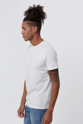 Lee Cooper Short Sleeves Round Neck T-Shirt