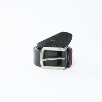 Lee Cooper Textured Belt with Pin Buckle