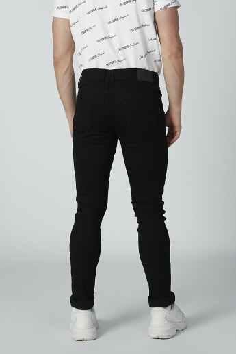 Lee Cooper Plain Jeans with Pocket Detail