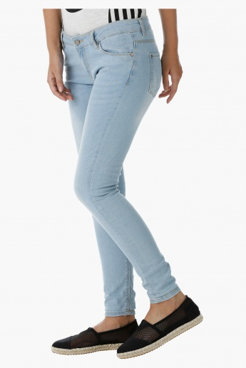 Five Pocket Super Skinny Jeans
