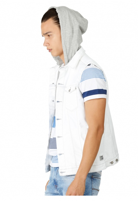 Lee Cooper Sleeveless Jacket