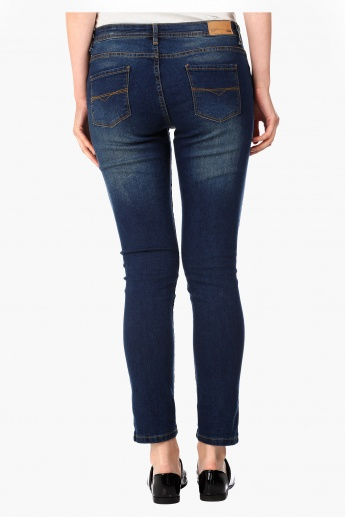 Tint Wash Basic Jeans in Skinny Fit