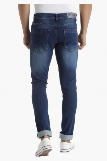 Low Rise Jeans in Slim Fit