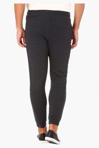 Knitted Jogger Trousers in Regular Fit