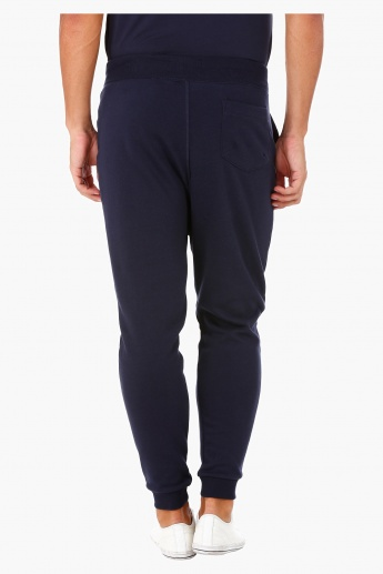 Basic Jogger Pants in Slim Fit
