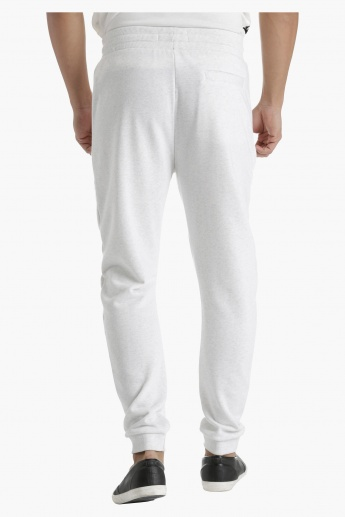 Knit Jog Pants in Regular Fit