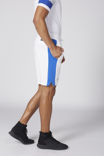 Russia Pocket Detail Shorts with Elasticised Waistband