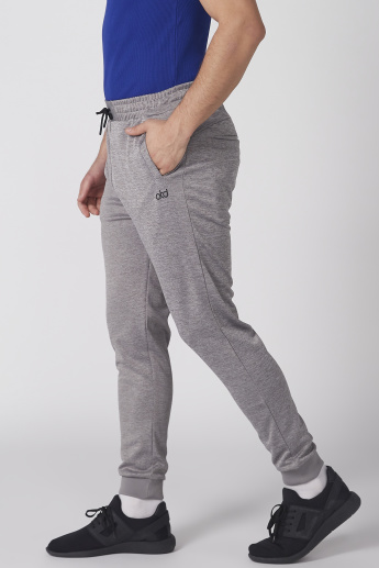Full Length Jog Pants with Pocket Detail and Elasticised Waistband