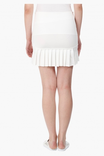 Kappa Skirt with Fold Over Waistband in Regular Fit