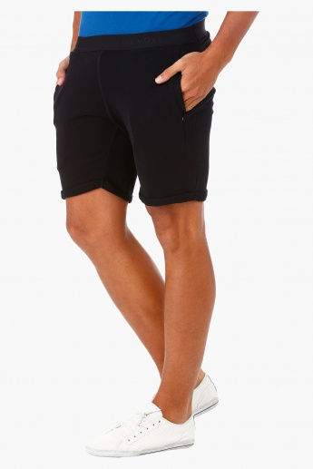 Kappa Shorts in Regular Fit