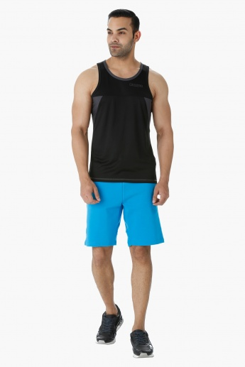 Kappa Shorts with Zip Pockets