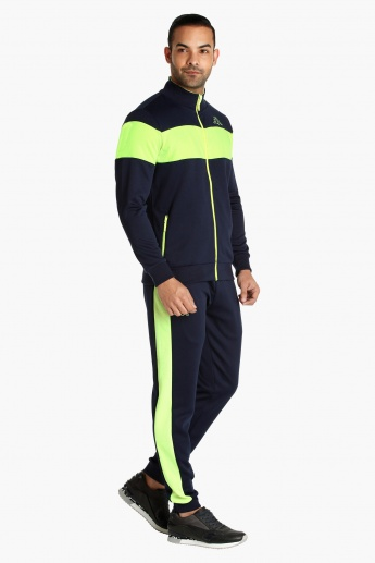 Kappa Track Suit with Contrasting Panels