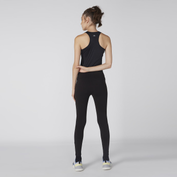 Kappa Full Length Leggings with Elasticised Waistband