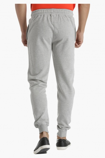 Cuffed Jog Pants in Regular Fit