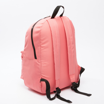 Kappa Backpack with Zip Closure