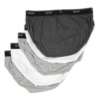 Knitted Briefs - Pack of 5