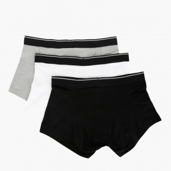 Jersey Hipster Briefs - Set of 3