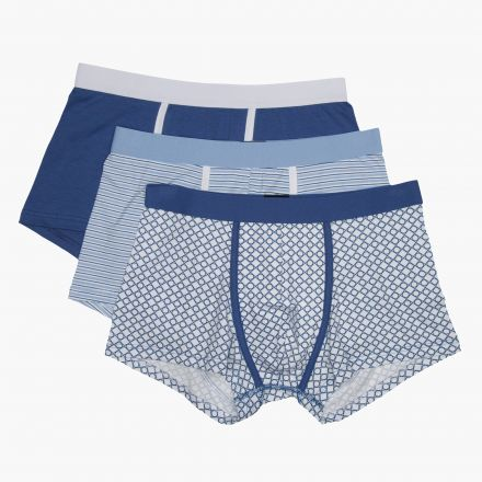 Assorted Boxer Briefs - Set of 3