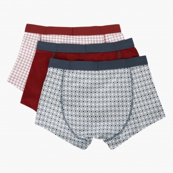 Knit Boxers - Set of 3