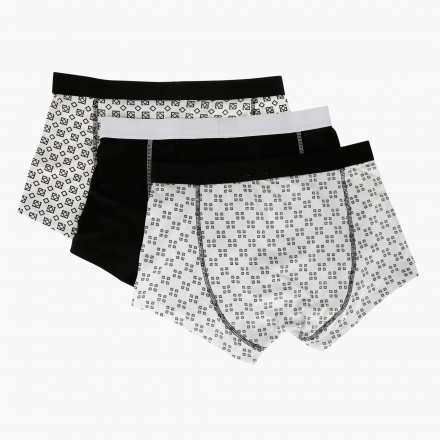 Knit Boxers - Pack of 3