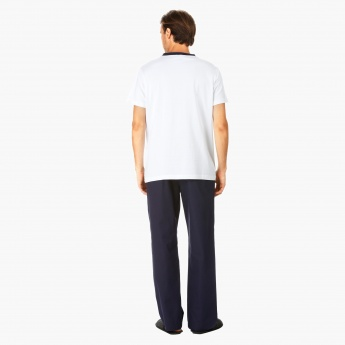 Lounge Pants and T-shirt Set