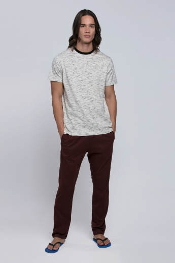 Short Sleeves T-Shirt and Pant Set