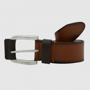 Belt with Pin Buckle Closure