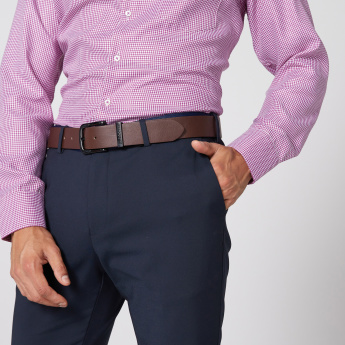 Lee Cooper Formal Belt with Pin Buckle