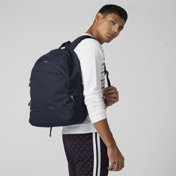 Kappa Backpack with Multiple Compartments