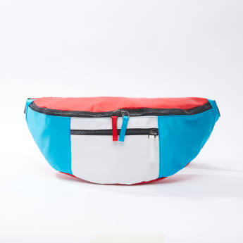 Fanny Pack with Zip Closure